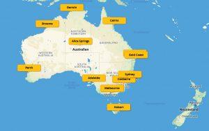 work and travel australien und neuseeland
