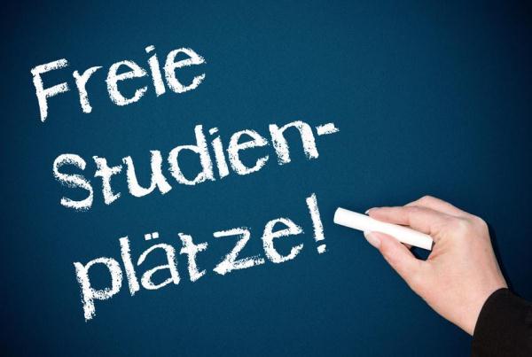 Studienplatzbörse für das Sommersemester geöffnet