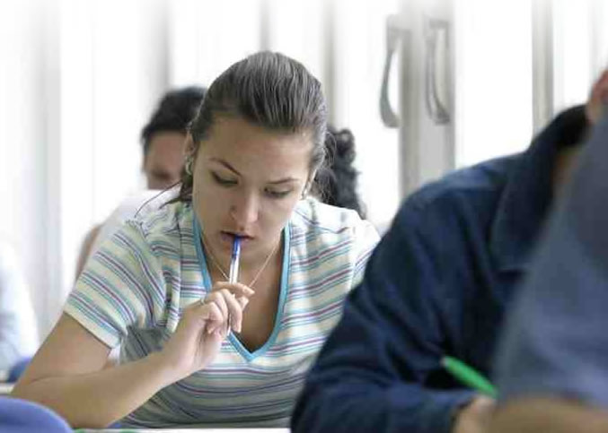 Was tun gegen Prüfungsangst?