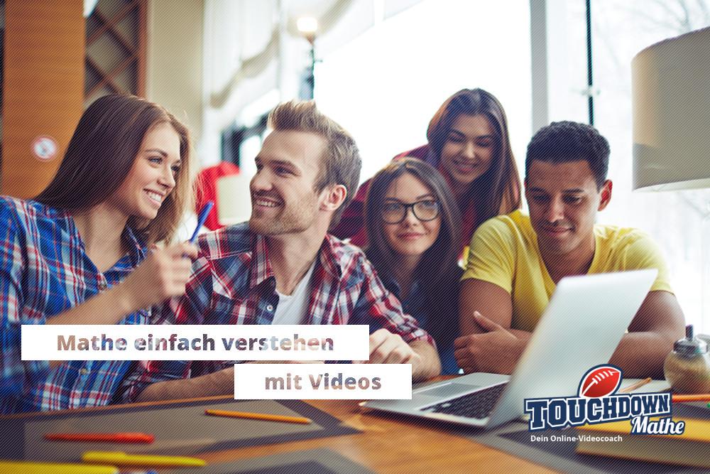 Mathe online mit Videos lernen
