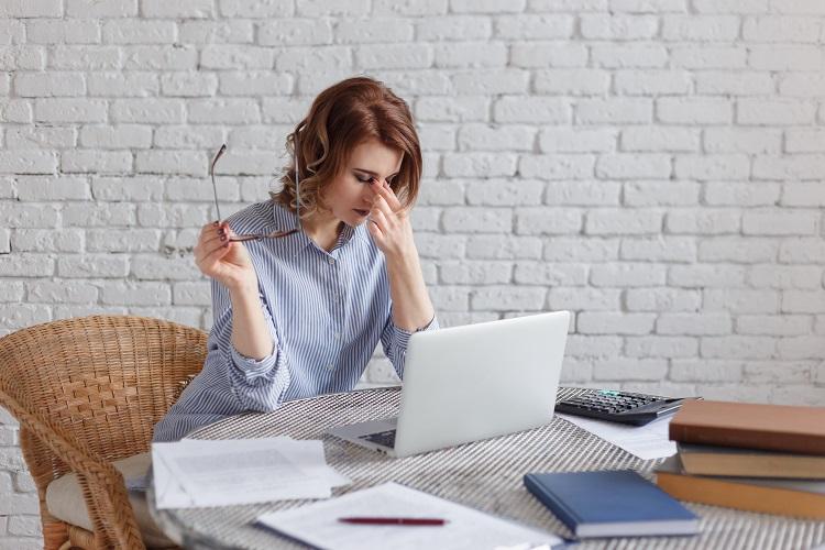 Wie belastet fühlen sich Beschäftigte?
