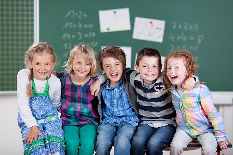 Entwicklung von Grundschulkindern