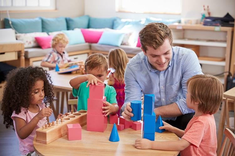 Entwicklung der Betreuungsplätze für Kinder unter drei Jahren