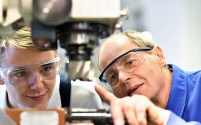 Was macht ein Industriemechaniker?